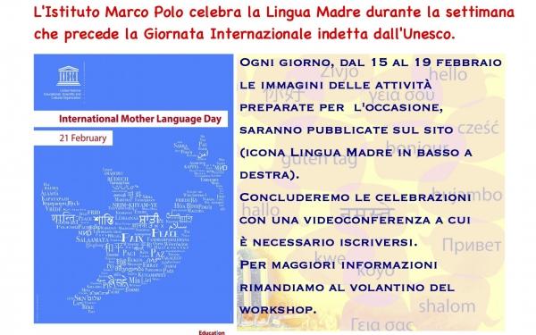 Festa della lingua madre 2020-21